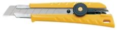 Olfa bræk af-kniv med skruelås, 18 mm