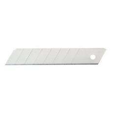 Irwin blade til bræk af kniv, karbon, 18 mm, 50 stk.