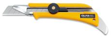 Olfa bræk af- kniv med tæppehage, 18 mm
