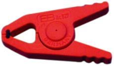 EB L-AUS plastklemme, 80 mm