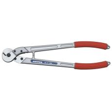 KNIPEX stålwire- og kabelsaks med kunststof-håndtag