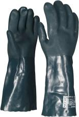 PVC-handske OX-ON Chemical Comfort 6302, 40 cm, str. 10