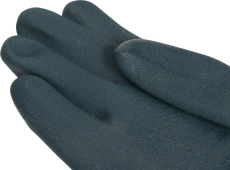 PVC-handske OX-ON Chemical Comfort 6301, 27 cm, str. 10