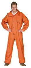 PU regndragt normal orange, str. 2XL