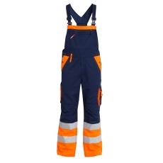 FE Engel EN 20471 marine/orange overall, klasse 1, str. 108
