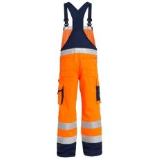 FE Engel overall 3501, EN 20471 orange/marine, str. 80