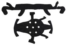Kit skum hjelmindsats for Kask sikkerhedshjelm