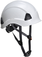 Portwest PS53 sikkerhedshjelm uden skygge, hvid