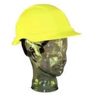 Balance AC sikkerhedshjelm, gul