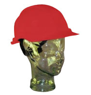 Balance AC sikkerhedshjelm, rød