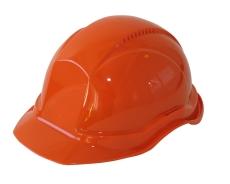 Balance AC sikkerhedshjelm, orange