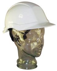 Balance AC sikkerhedshjelm, hvid