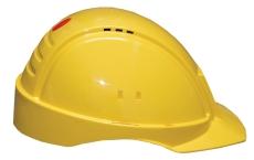 Peltor G2000 SOLARIS sikkerhedshjelm med UV-indikator, gul