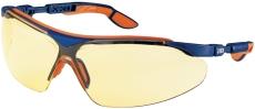 Sikkerhedsbrille Uvex I-VO, gul linse