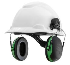 Peltor X1 høreværn til hjelm