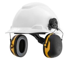 Peltor X2 høreværn til hjelm