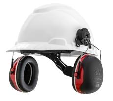Peltor X3 høreværn til hjelm