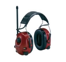Peltor ALERT høreværn med FM radio