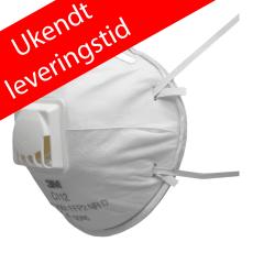 Maske FFP2 med ventil
