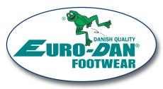 Euro-Dan Flex sikkerhedstræsko med kap, str. 45