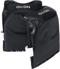 Knæskåner, sort OX-ON