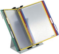 Tarifold T-technic bordstander, A4, komplet
