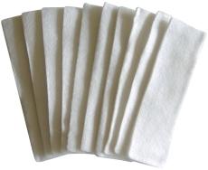 Whiteboard filt til tavlevisker