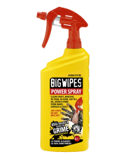 BIG WIPES Power spray, rensevæske, 1 l