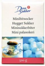 Hugget sukker