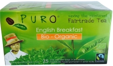 Puro te, English Breakfast