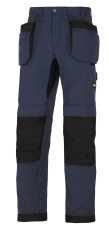 Snickers buks, hylsterlommer, 6207 LiteWork 37.5™, navy/sort