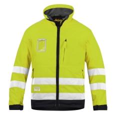 Snickers vinterjakke high-vis gul/koksgrå, 1133 str. M, kl 3