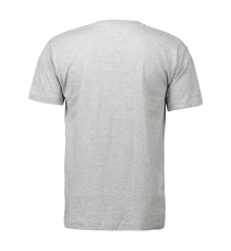 T-TIME T-shirt, grå melange, str. XL