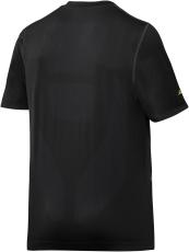 Snickers T-shirt 2519 FlexiWork 37.5, sort, str. XS