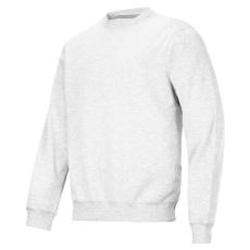 Snickers sweatshirt, 2810 hvid, str. S