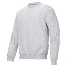 Snickers sweatshirt, 2810 grå, str. 3XL