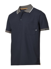 Snickers poloshirt 2724 AllroundWork 37.5, navy, str. XS