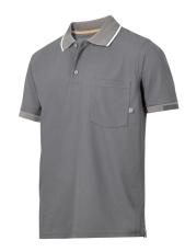 Snickers Polo shirt 2724 AllroundWork 37.5®, grå, Str. XL