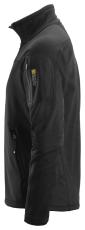 Snickers Body Mapping jakke, sort, str. S