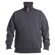 FE Engel sweatshirt, koksgrå,  str. M