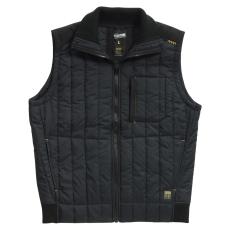Quiltet vest 0652, str. XL