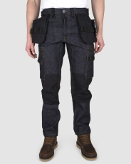 DUNDERDON denim raw buks, P12, L34:W40
