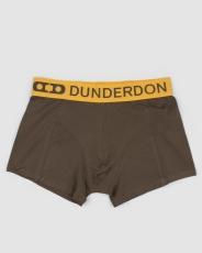 DUNDERDON boxershorts U1, navy/oliven, 2-pak, str. S