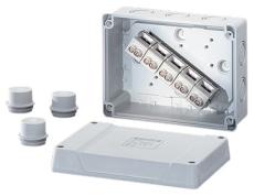 Forgreningsdåse KVIK 10 mm² med klemme