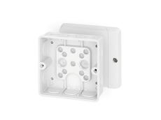 Membrandåse 4 mm² uden klemme hvid