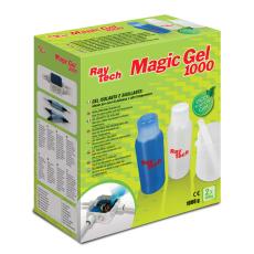 Raytech Magic gel 1000 ml, to komponent, m/2 flasker+bøtte+s