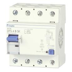 Fejlstrømsafbryder HPFI DFS4 125/0,03 B SK, nul i venstre