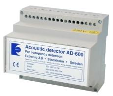 Akustisk Detektorcentral AD600