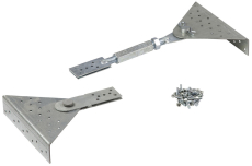 Tagsystem FORTA™, M16, 25-40 mm, inkl. samlemøtrikker
