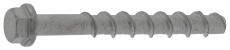 Betonskrue TAPCON® XTREM HFL 8 x 80/35, 50 stk.